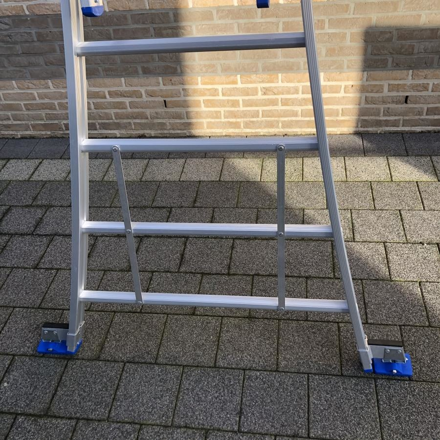 Solide Solide omvormbare ladder 3x12 sporten