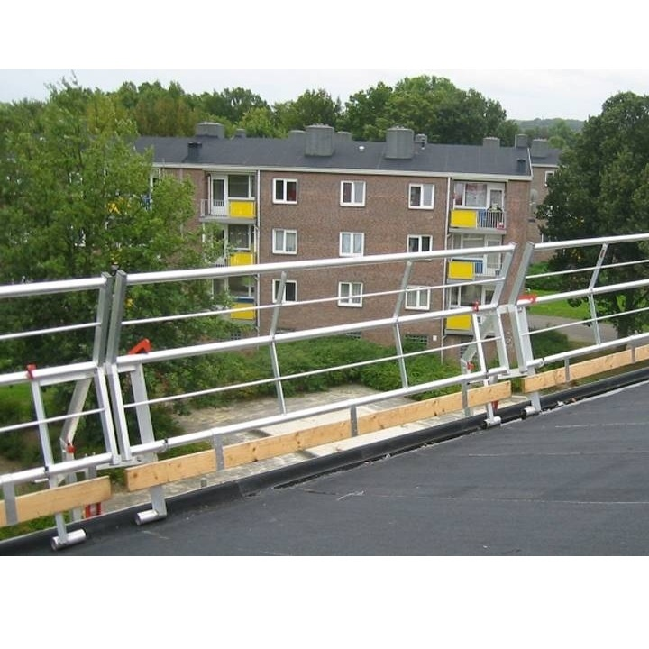 Roof Safety Systems RSS valbeveiliging 27 meter