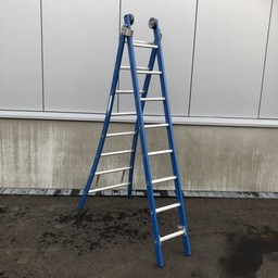 ASC ASC Premium ladder 2x8 sporten