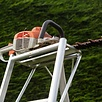Vultur tripod ladder 180 cm met 1 poot verstelbaar
