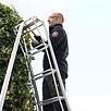 Vultur tripod ladder 240 cm met 3 verstelbare poten