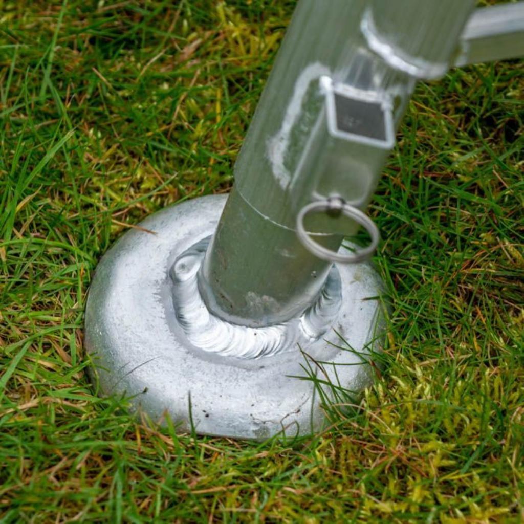 Henchman driepootladder 360 cm met 3 verstelbare poten