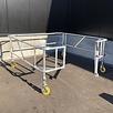 ASC Pat-Box verrijdbare leuning veiligheidsbox plat dak