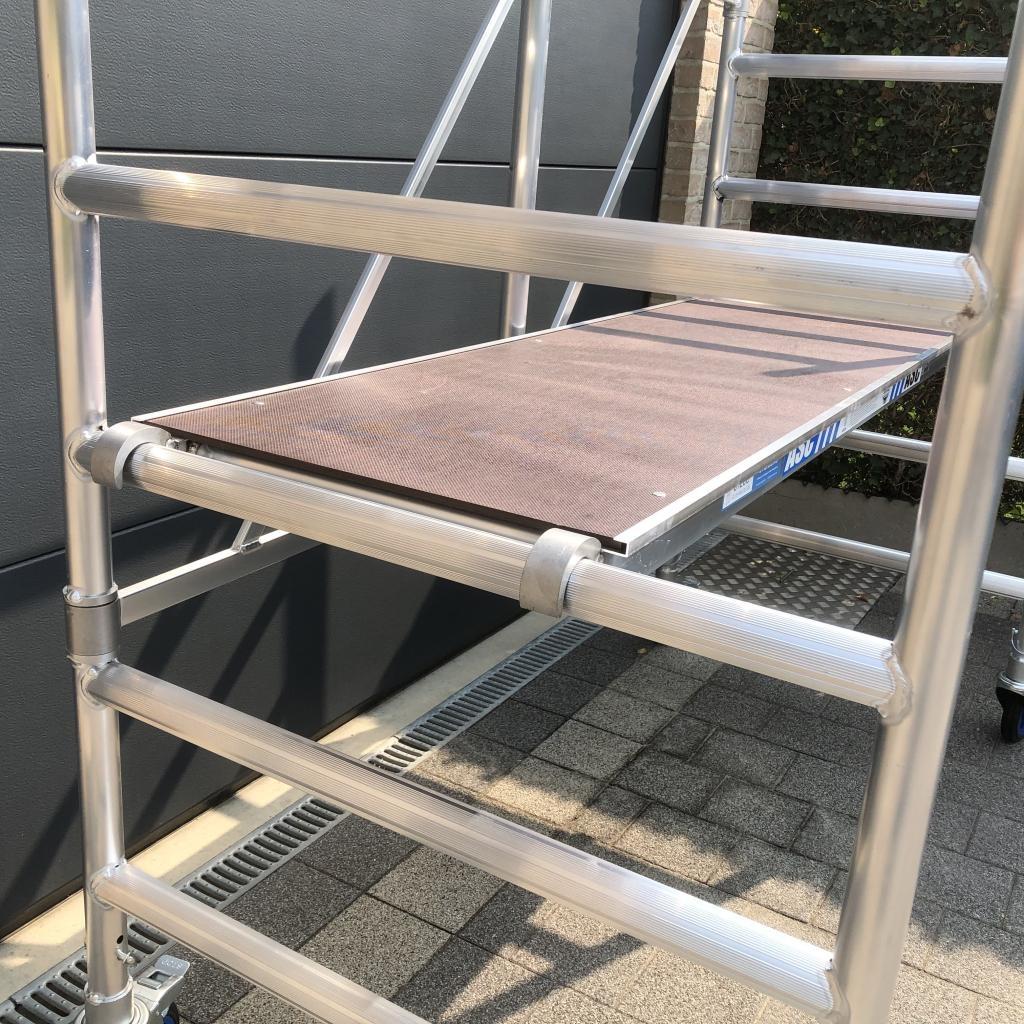 ASC Kamersteiger 90x190 werkhoogte 4,75 m