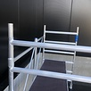 ASC Kamersteiger 90x190 werkhoogte 3,0 m