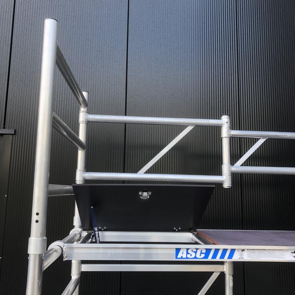 ASC Kamersteiger 90x190 werkhoogte 3,85 m