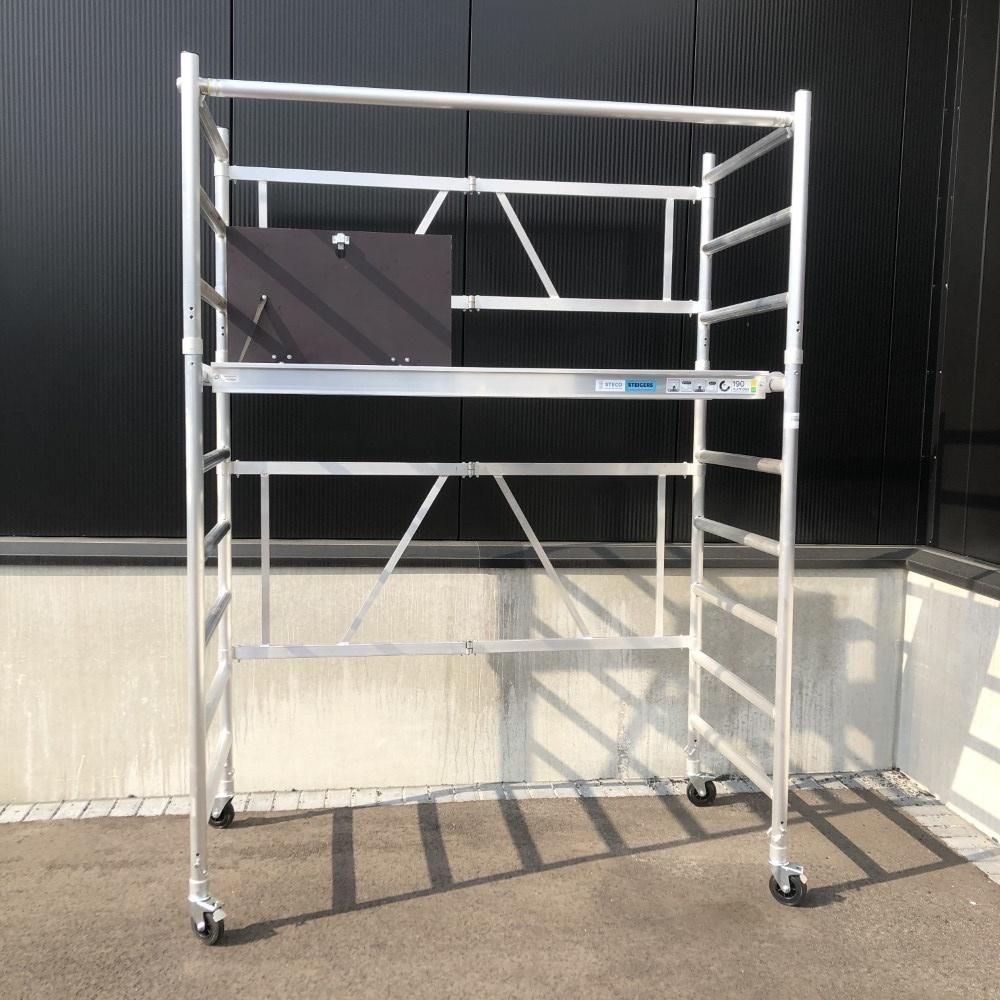 EuroScaffold Kamersteiger 90x190 werkhoogte 4 m