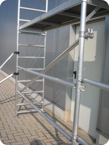 ASC Gevelsteiger 75 cm - 10 m x 6 m