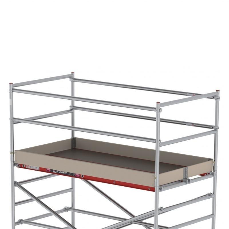 Altrex Altrex RS5 rolsteiger houten platform 305