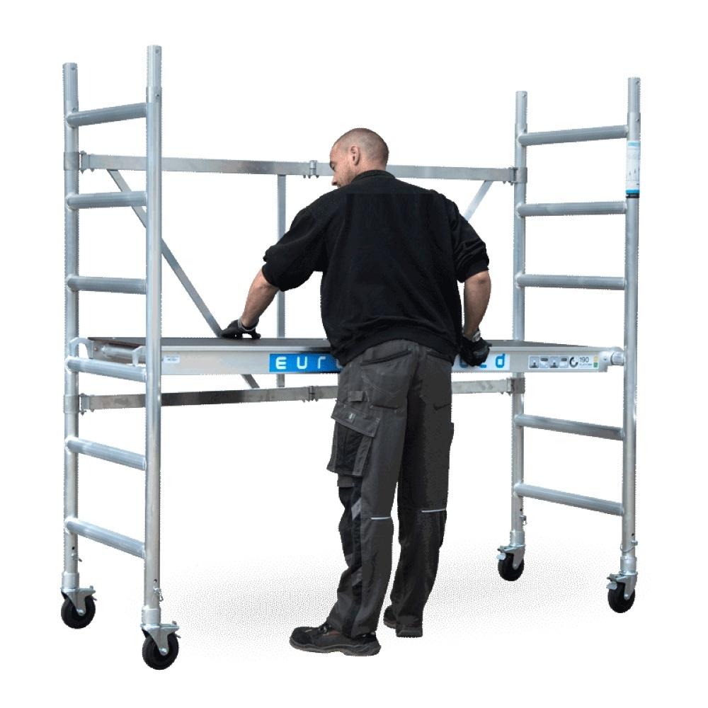EuroScaffold Kamersteiger Euroscaffold werkhoogte 3,00 m