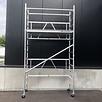 EuroScaffold Kamersteiger Euroscaffold werkhoogte 4,70 m