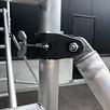 EuroScaffold Kamersteiger Euroscaffold werkhoogte 4,70 m met stabilisatoren