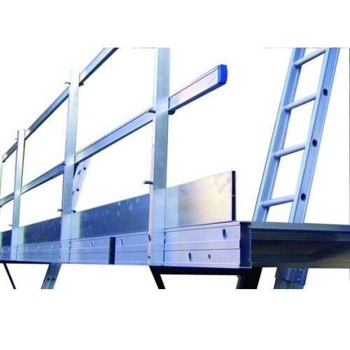 Solide Solide werkbrug loopbrug 7,20 m
