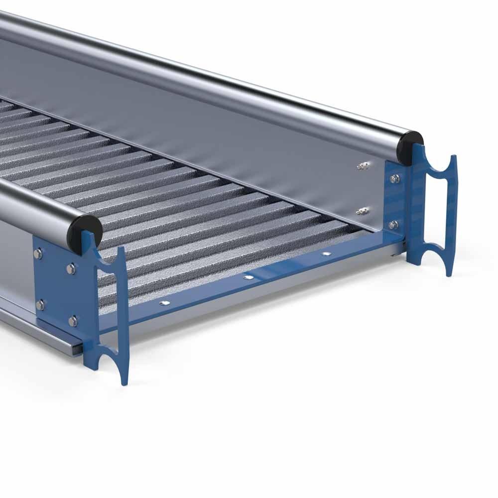 Aluminium werkbrug loopbrug 4 m