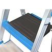 Alumexx Twin-deck huishoudtrap 4 treeds