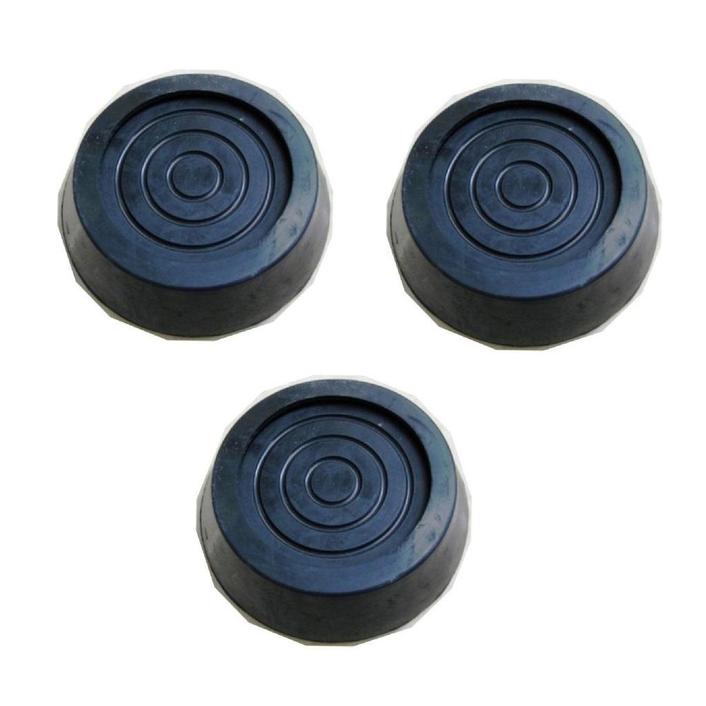 Driepootladder rubberen voet (3 stuks)