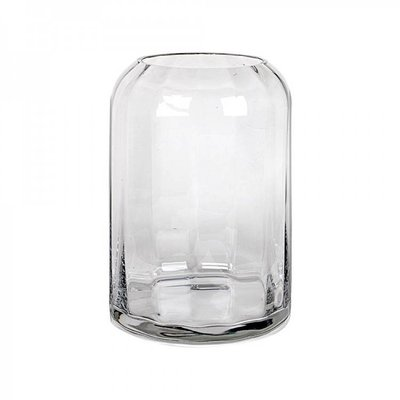 HOME SOCIETY Glass Vace Facet L