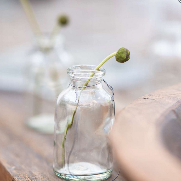 Ib Laursen mini bloemen flesje