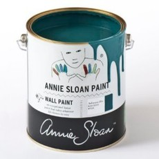 Annie Sloan Wallpaint, Aubusson Blue: 2,5l - 100ml
