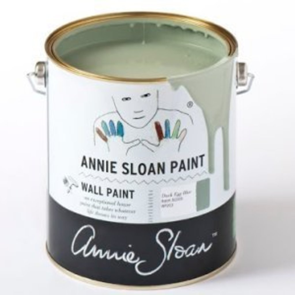 Annie Sloan Wallpaint, Duck Egg Blue: 2,5l - 100ml