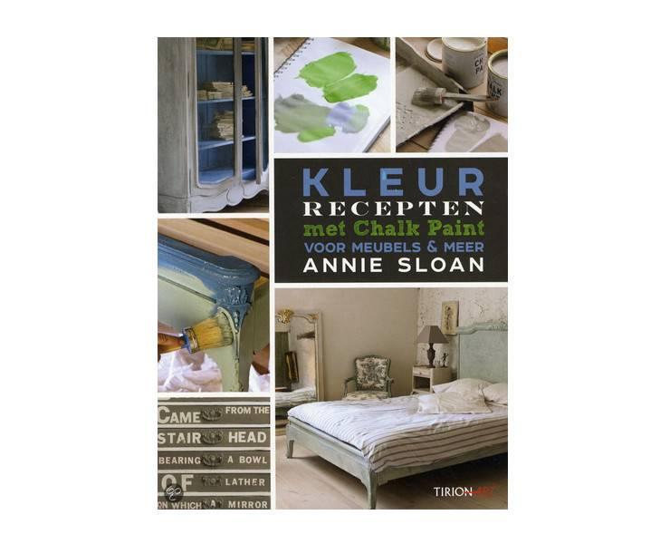 Annie Sloan Boek Kleurrecepten