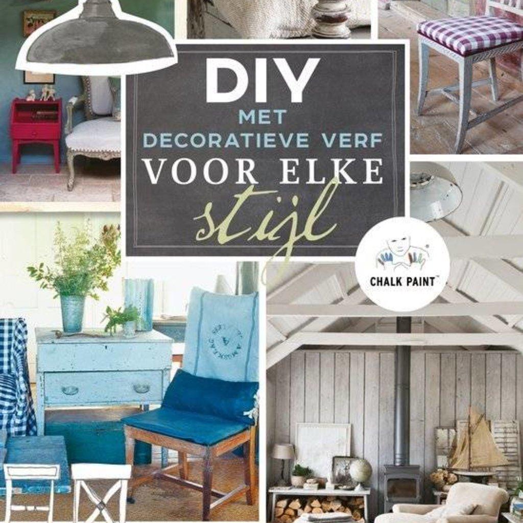 Annie Sloan Boek DIY met decoratieve verf