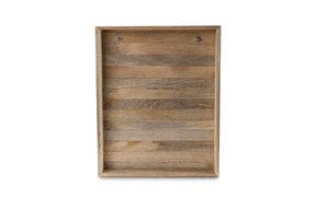 houten frame  38,5 x 50 cm