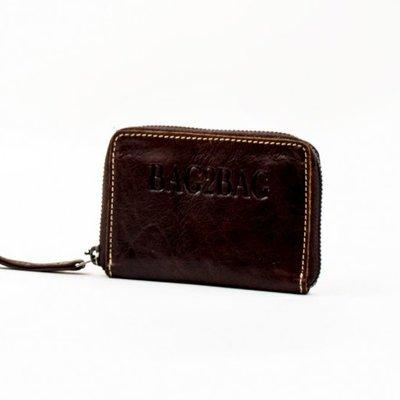 Bag2Bag City Wallet brandy