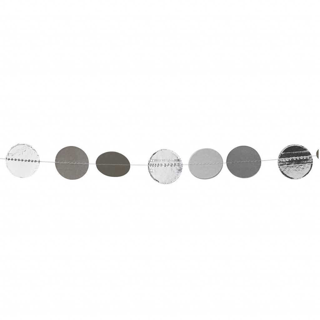 Räder Slinger zilver , 2 meter