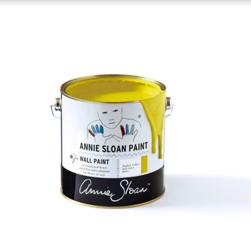Annie Sloan Wallpaint, English Yellow: 2,5l - 100 ml 2,5 Liter
