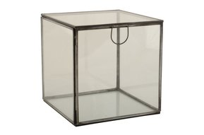 Glass Box Square Small