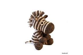 Haakpakket Dirk de Zebra