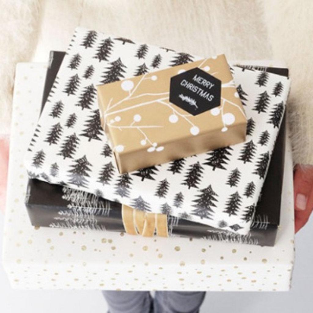 gratis inpakken als kerstcadeautje