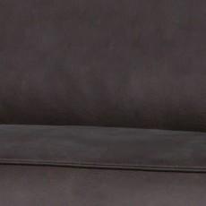 BePureHome Statement XL 4-zits bank 360 cm ecoleder grijs