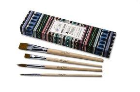 Detail Brush Box, penseel