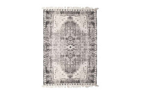 Carpet Cana 160x230 cm Black