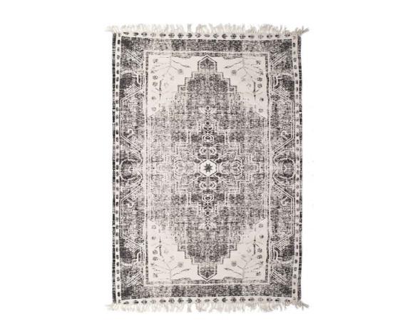 By-Boo Carpet Cana 160x230 cm Black