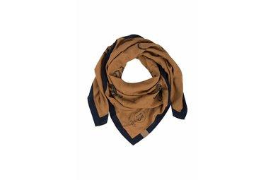 frivole sjaal camel