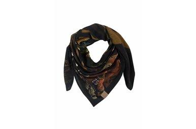 frivole sjaal kunst