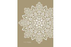 Sjablonen Voor Op De Muur.Mandala Sjablonen Maison Et Moi