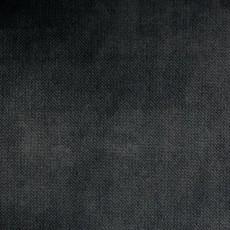 BePureHome Rodeo hocker op poten velvet dark grey