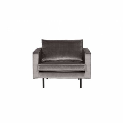 BePureHome Rodeo Fauteuil Velvet Taupe