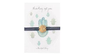 JP00022 - Jewelry postcard Hamsa
