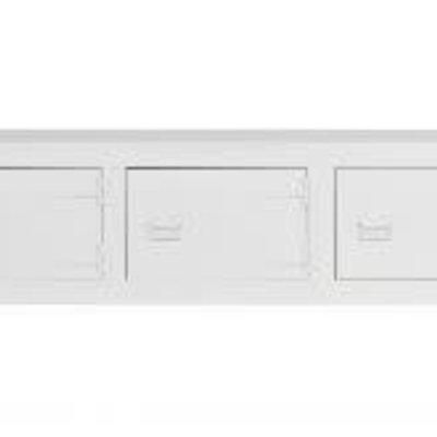 VTWonen VT Wonen tv-meubel wit 45x177x41