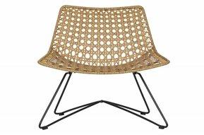 Weave fauteuil naturel