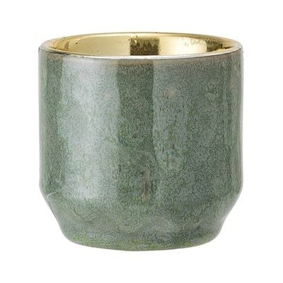 votive, green, aardewerk