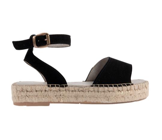 Zusss Te gekke sandalen zwart
