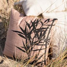 Zusss Kussen zijde bamboe brique