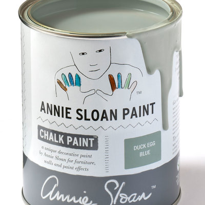 Annie Sloan Duck Egg Blue 1l - 120ml