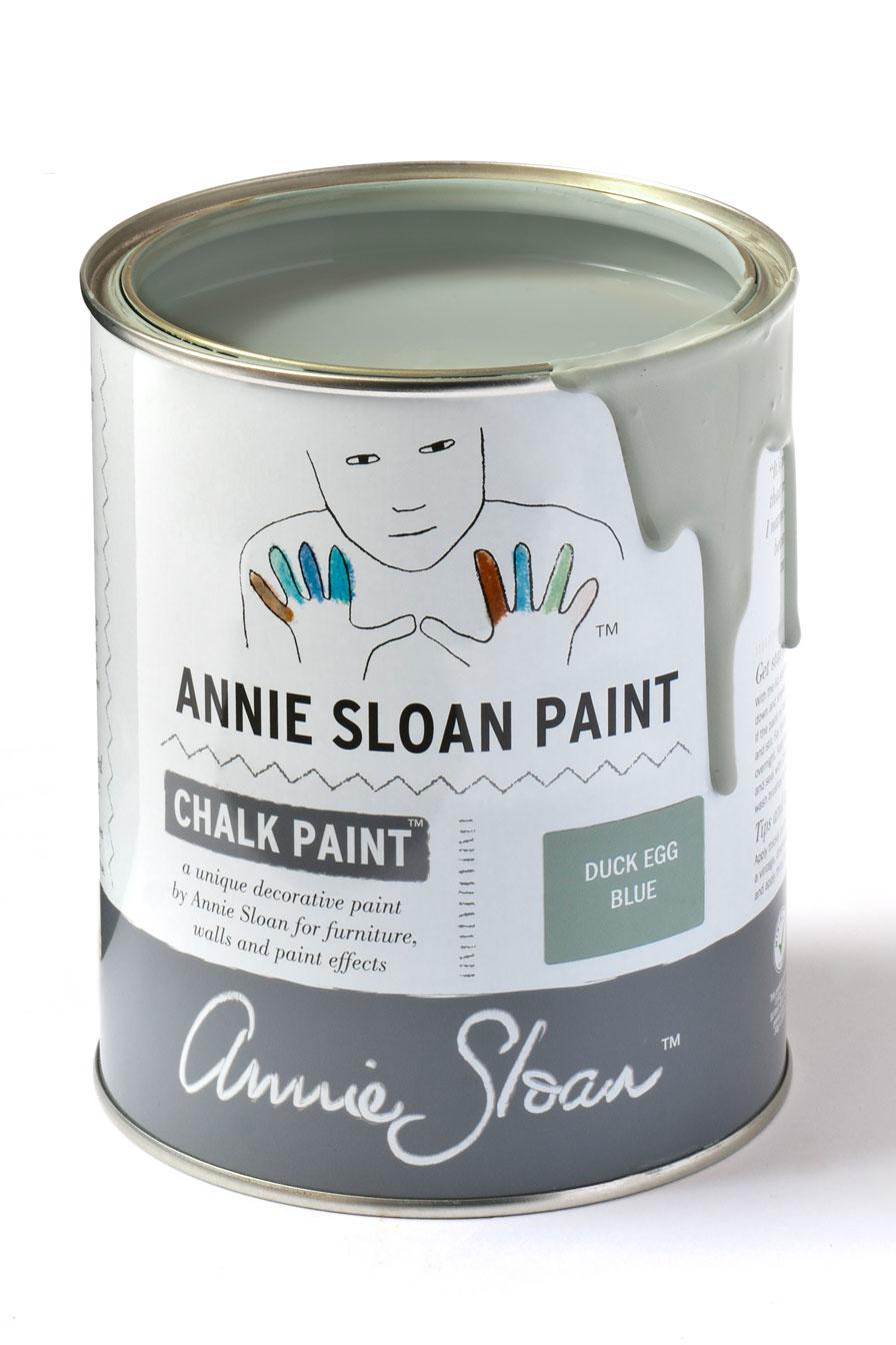 Annie Sloan Duck Egg Blue 1l - 250ml - 120ml